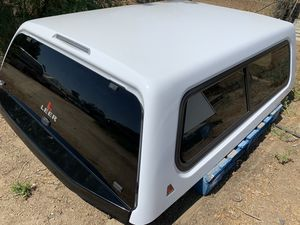Camper shell for the 6.5ft bed Ford F150 will fit 2015 to 2020 for Sale in Perris, CA