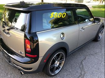 🍁💲8OO For sale URGENTLY 2OO9 Mini cooper clean inside and outside, no mechanical problems💪🍁 for Sale in Columbus,  OH
