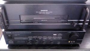 ONKYO Amplifier & ONKYO Preamp for Sale in Los Angeles, CA