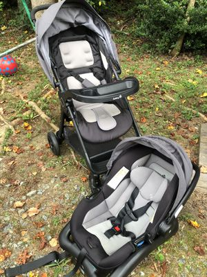 Stroller and car seat for Sale in Winston-Salem, NC