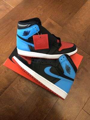 Jordan 1 High NC to CHI BRAND NEW MENS 8 for Sale in North Las Vegas, NV