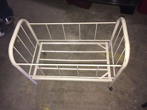 Antique metal doll bed for Sale in Raleigh, NC