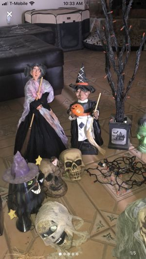 Halloween Decorations for Sale in Spring Hill, FL