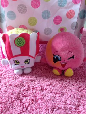 2 Shopkins Throw Pillows for Sale in Port St. Lucie, FL