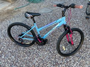 Mountain bike in great condition. 70.00 obo for Sale in Chandler, AZ