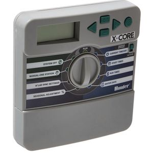 Irrigation Controller - Hunter Sprinkler XC400I for Sale in Tracy, CA