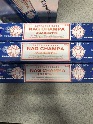 NAG CHAMPA incense for Sale for sale  Hayward, CA