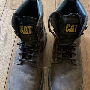 CAT boots- Size 10.5 for Sale in Bend, OR