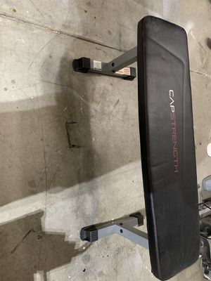 weight bench for Sale in Glendale, AZ