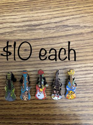 Disney Authentic Trading Pins for Sale in Lakewood, CA