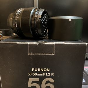 Fujifilm 56mm 1.2 Lens for Sale in Las Vegas, NV