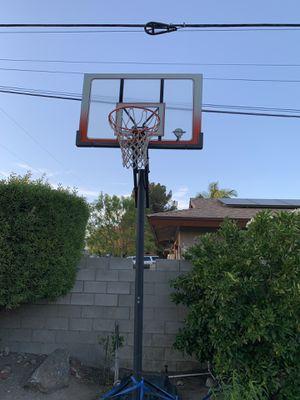 "Portable Basketball Hoop 60"" for Sale in Montclair, CA"