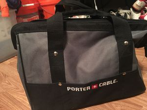 Porter Cable Tool Bag for Sale in Columbia, SC