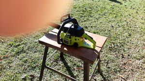 Poulan 18 in chain saw for Sale in Drayton, SC