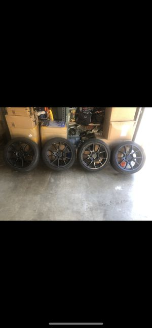 Black 18 in Niche Rims for Sale in Fort Washington, MD