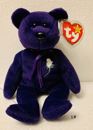 Princess Diana TY beanie baby for Sale in Chesapeake, VA