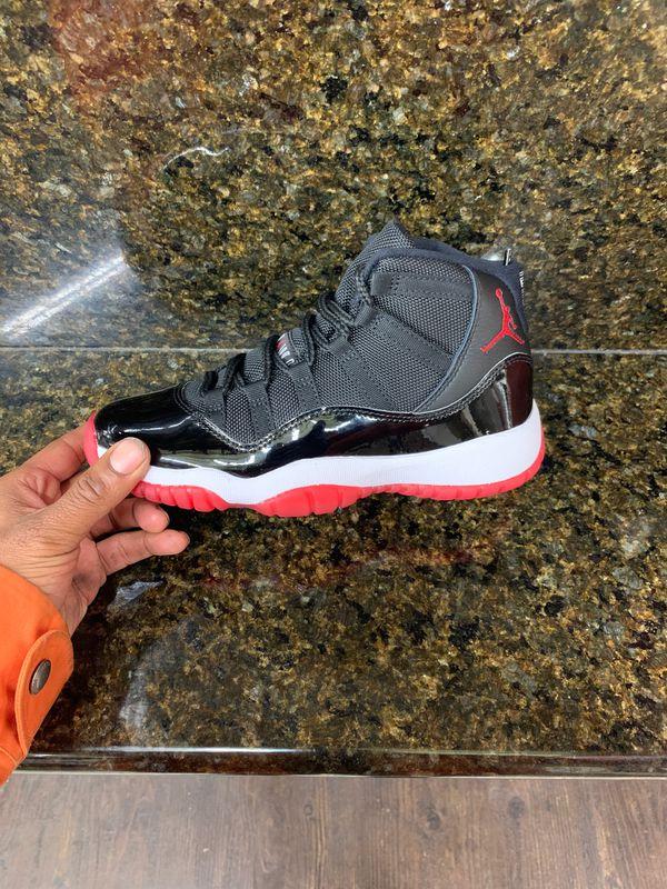Jordan Retro 11 size 4 and 7 kids
