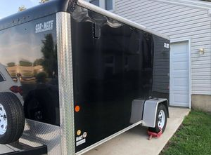 large 2008 CARMATE ENCLOSED TRAILER for Sale in Baltimore, MD