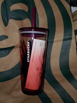 Starbucks Glass for Sale in Laveen Village,  AZ