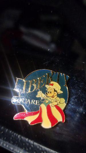 Disney liberty square pin for Sale in Oak Lawn, IL