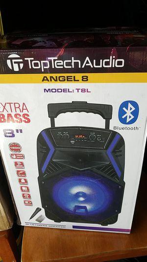 Top tech audio speaker. for Sale in Carol Stream, IL