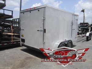 6 x 12 Enclosed Trailers for Sale in Doral, FL