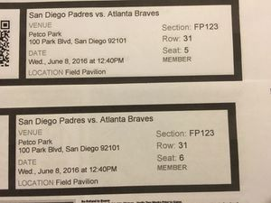 San Diego Padres for Sale in San Diego, CA