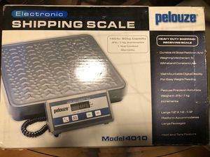 Pelouze Heavy Duty Shipping Scale/ Brand New in Box for Sale in Los Angeles, CA