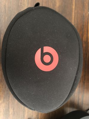 Beats Red headphones wired for Sale in San Diego, CA