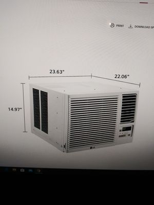 Brand new LG window AC for Sale in Fresno, CA