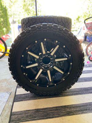Truck Tire&Wheels for Sale in Grayslake, IL