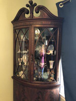 Vintage corner Cabinet for Sale in Havertown, PA