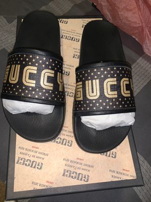 Guccy slides for Sale in Lynwood, CA