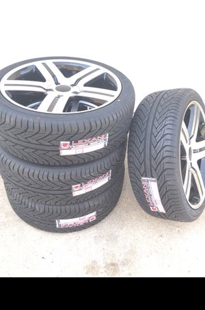 24 Inch Texas edition Wheels and tires New 6x139.7 for Sale in Chicago, IL