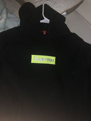 Supreme Lime and Black Box logo for Sale in Fairfax, VA