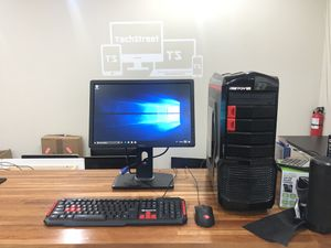 GAMING COMPUTER Eight Core 1TB HDD 2GB VRAM - Fortnite Compatible for Sale in Glen Ellyn, IL