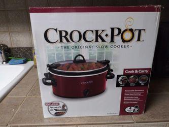 Crock pot for Sale in Lawrenceville,  GA