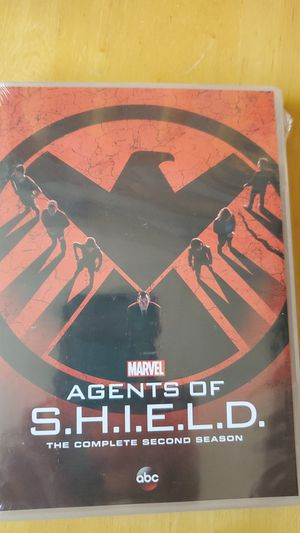 Agents of SHIELD season 2 DVD for Sale in Portland, OR