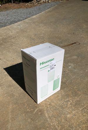 Hisense 70 pint dehumidifier w/ pump for Sale in Canton, GA