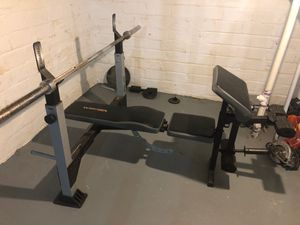 Weight Bench for Home Gym for Sale in Brooklyn, OH