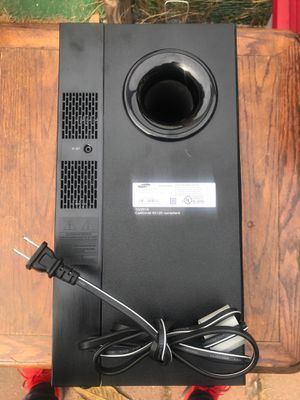 Samsung Sub Woofer PS-WH450 for Sale in Arcadia, CA