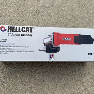 """Hellcat 4"""" Angle Grinder for Sale in Pico Rivera, CA"""