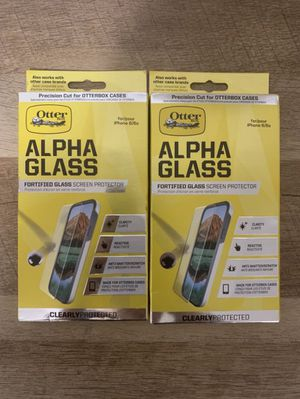 OtterBox Alpha Glass Screen Protectors for iPhone 6/6s. for Sale in Fresno, CA
