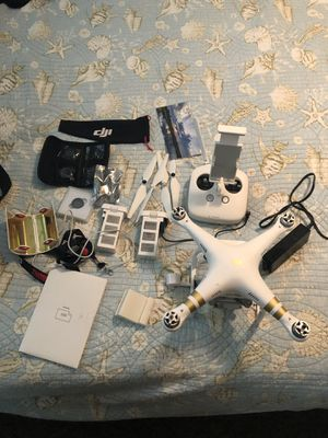 DJI phantom 3 pro drone for Sale in Stuart, FL