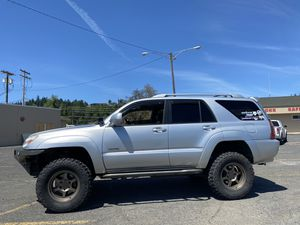 2003 Toyota 4Runner limited for Sale in Woodland, WA