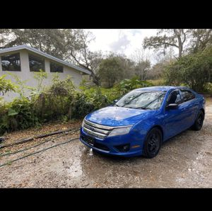 2011 Ford Fusion SE for Sale in Tampa, FL