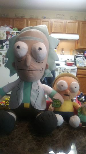 Rick and Morty for Sale in Frostproof, FL