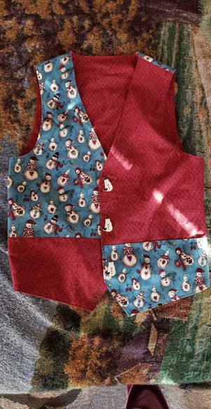 Guys ugly Christmas sweater vest for Sale in Sacramento, CA