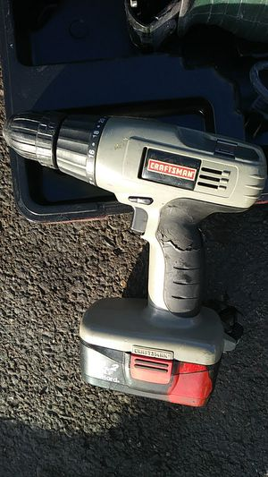 Craftsman drill for Sale in Portland, OR