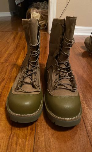 Used military boots size 12.5 for Sale in Ocoee, FL